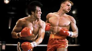 Rocky IV may not be great. But at least these two look great!