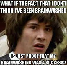 """Yup. Think about it. it's more mindboggling than an episode of """"Lost"""""""