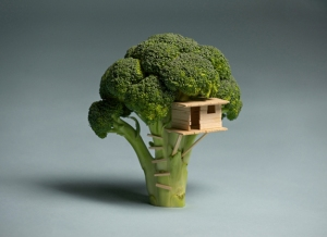 Tree House for Ants!?