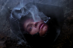 Why did Luke have to see Zombie Luke and make the movie awful?