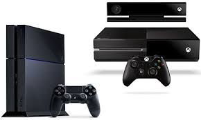 See... I would love a PS4... but I want an Xbox for Halo... and Mario is cool... So I'll get all 3! Perfect solution!!!