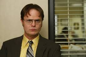 With all the staring that goes into these movies, it is ponderous that Dwight never won an  Oscar.